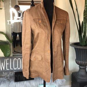 Ralph Ralph Lauren Linen Jacket